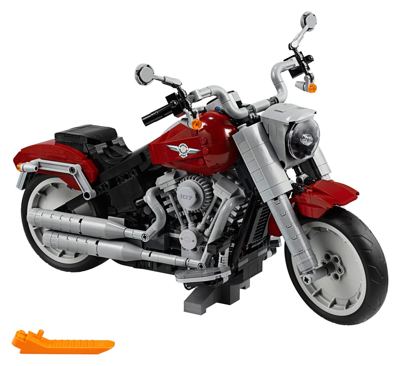 Ferrari F8 Spider Price: Harley-Davidson® Fat Boy® 10269