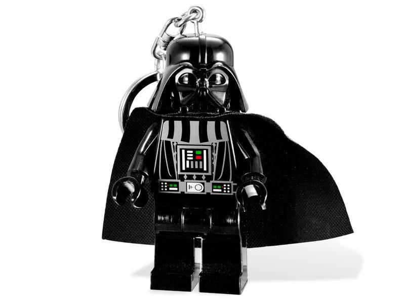 LEGO® Star Wars ™ Darth Vader™ Light Keyring