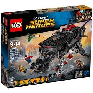 Flying Fox: ataque aéreo del Batmobile