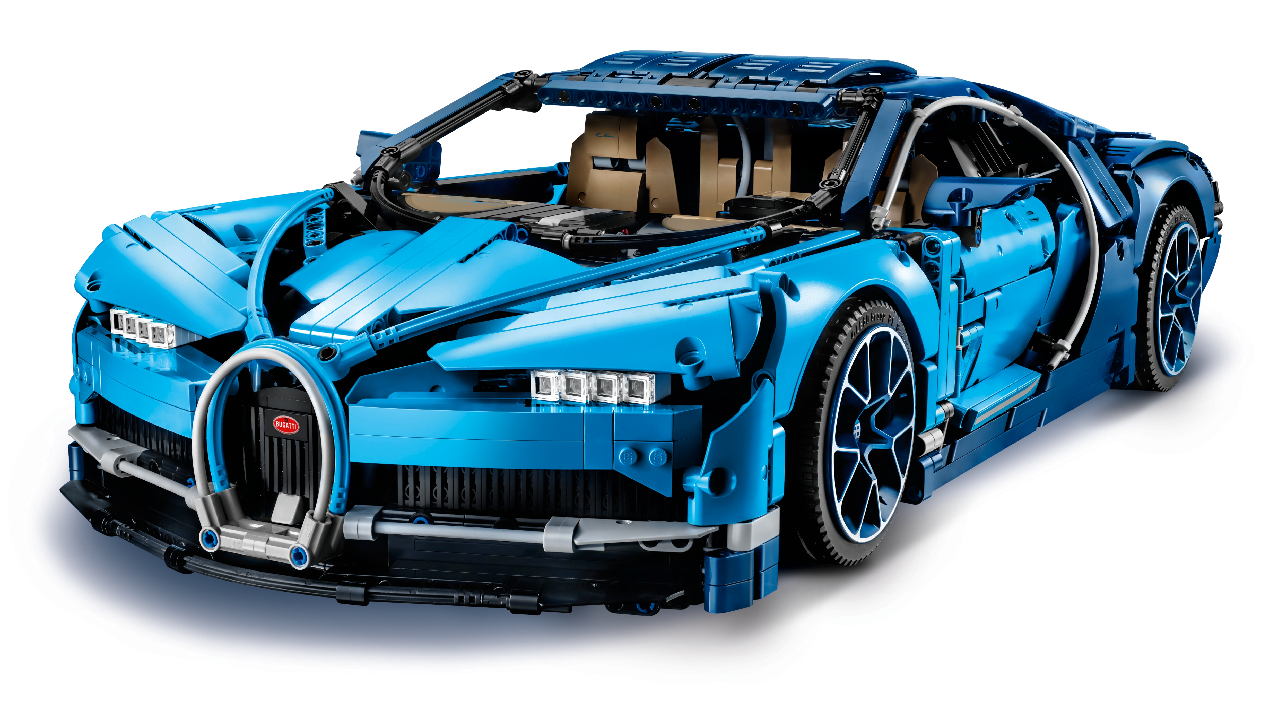 Bugatti Chiron 42083 Technic Buy Online At The Official Lego Shop Us