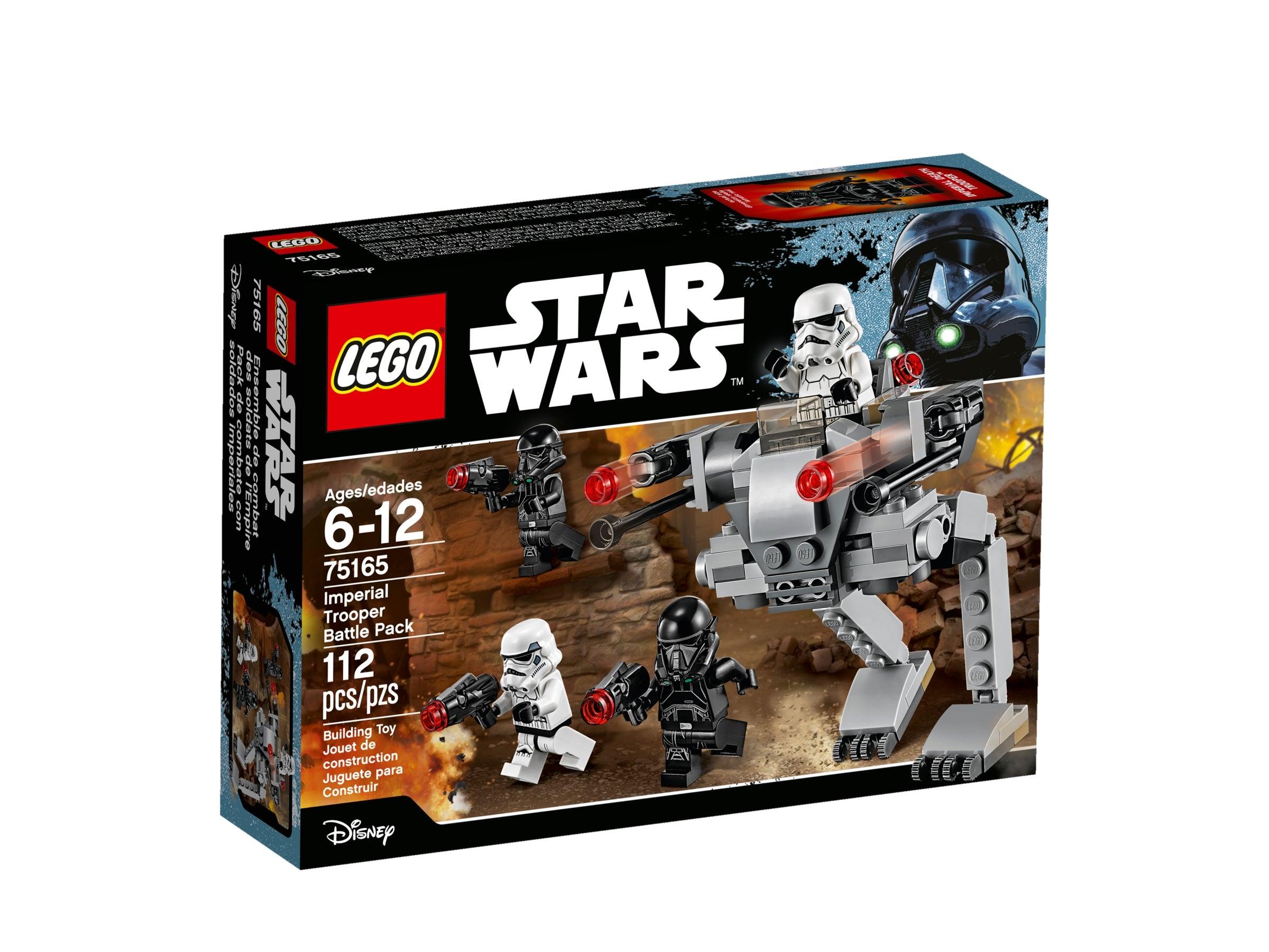 Lego 75146 HOTH REBEL TROOPER star wars FACTORY SEALED rare SW765