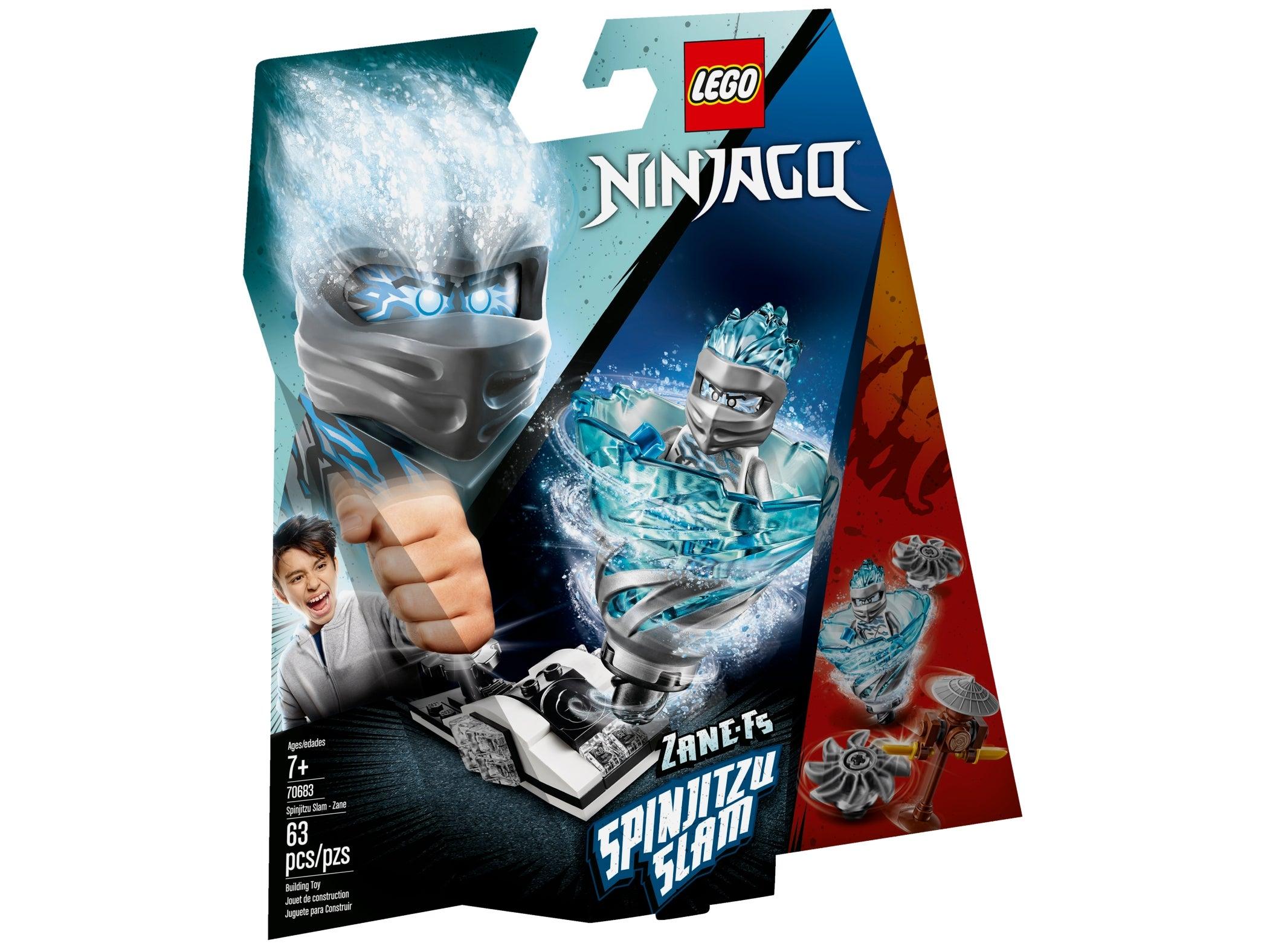 Le2-Spinjitzu Master Kai-Limited Edition-Lego Ninjago Series 3