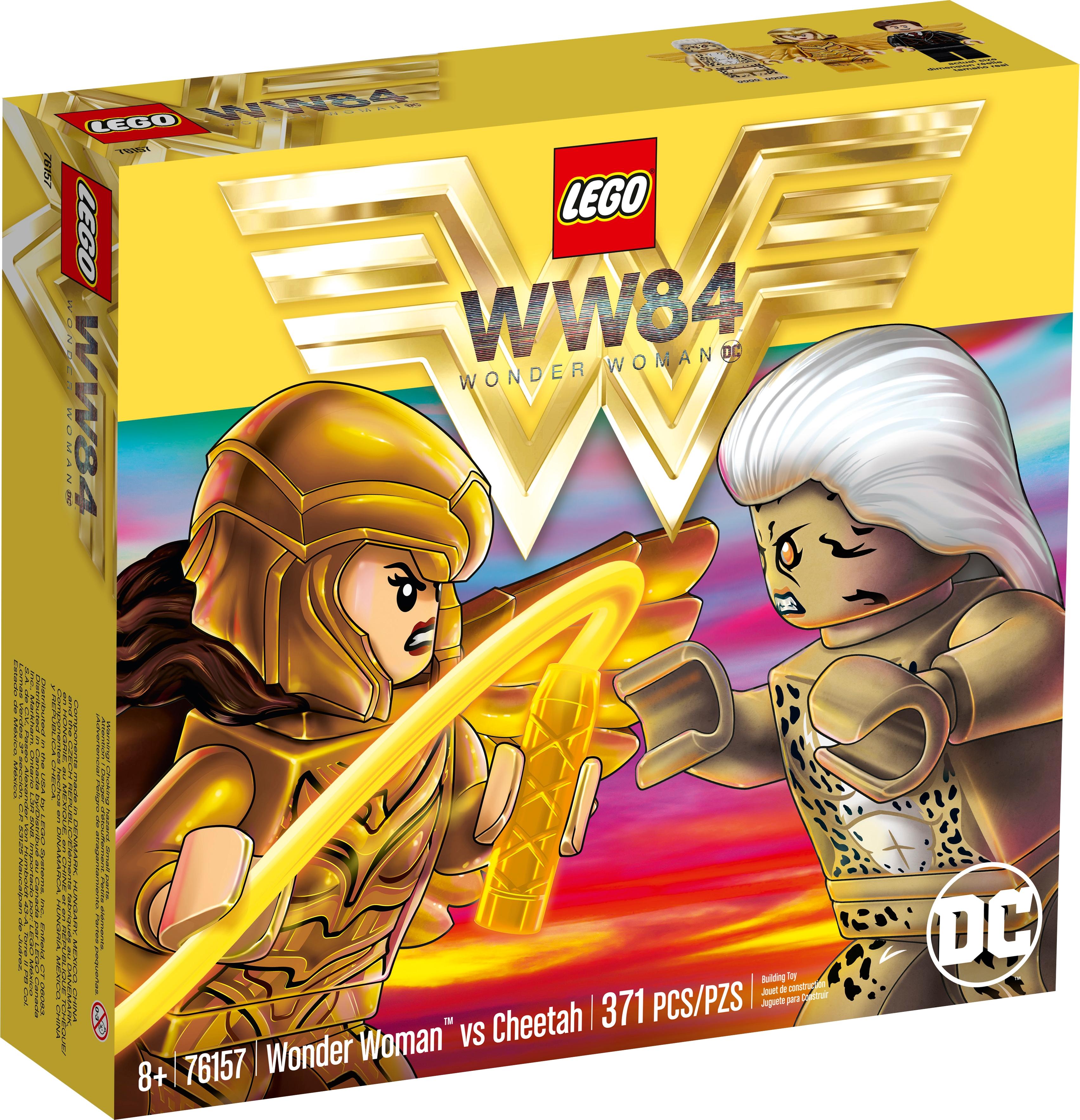 Chudo Zhenshina Protiv Gepardy 76157 Dc Lego Com Ru