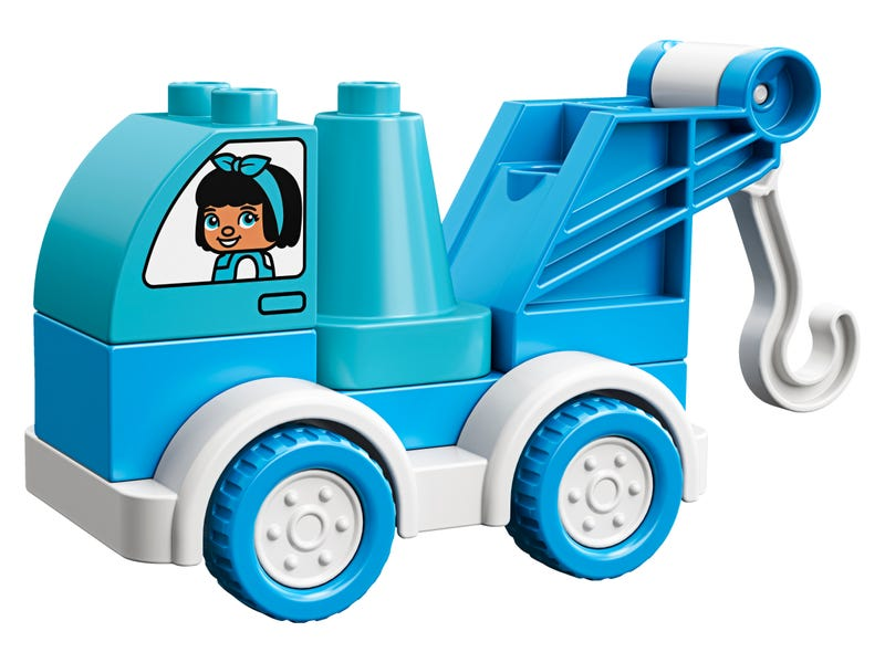 LEGO DUPLO 10918 My First Tow Truck