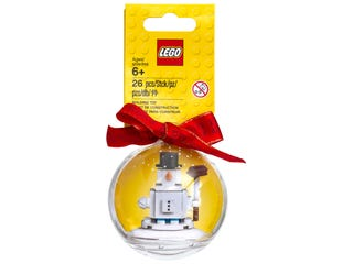 LEGO® Iconic Christmas Ornament Snowman