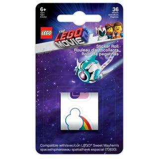 Rollo de pegatinas de THE LEGO® MOVIE 2™