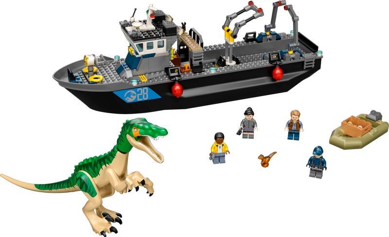 OfferteWeb.click 42-fuga-sulla-barca-del-dinosauro-baryonyx