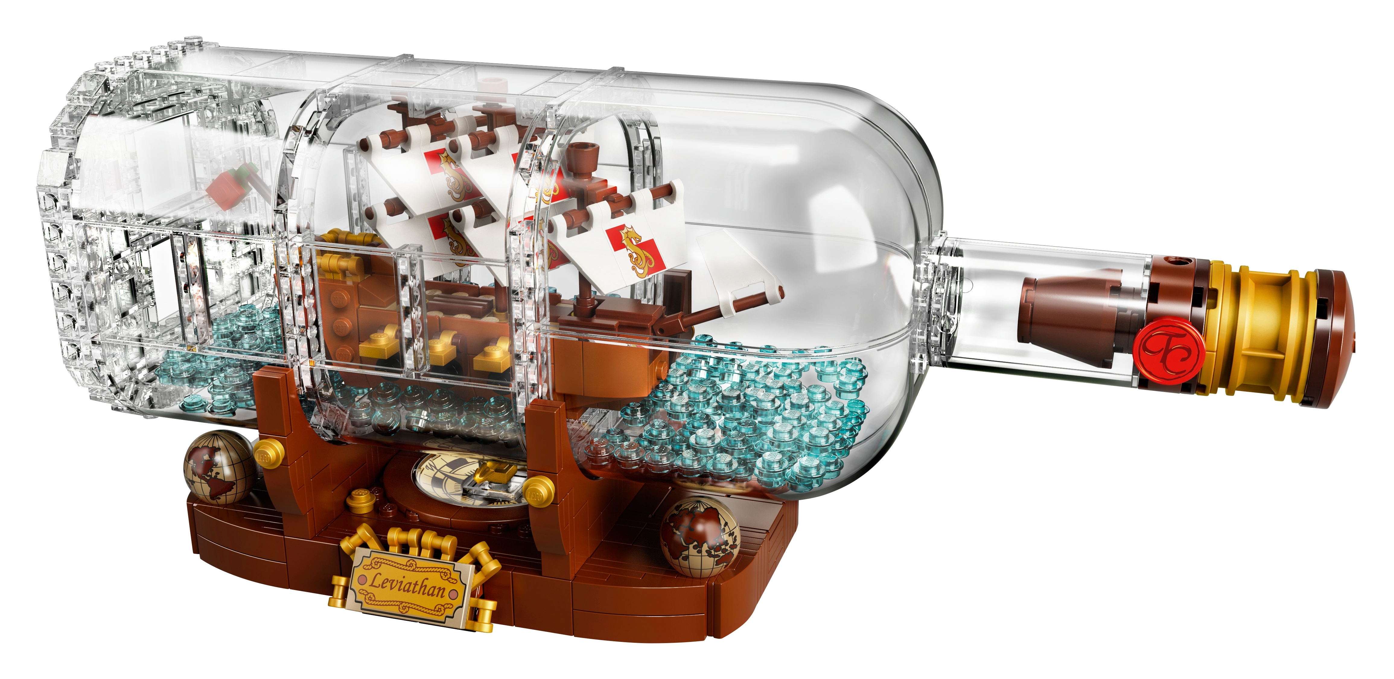 Ship in a Bottle 21313 | Ideas | Buy