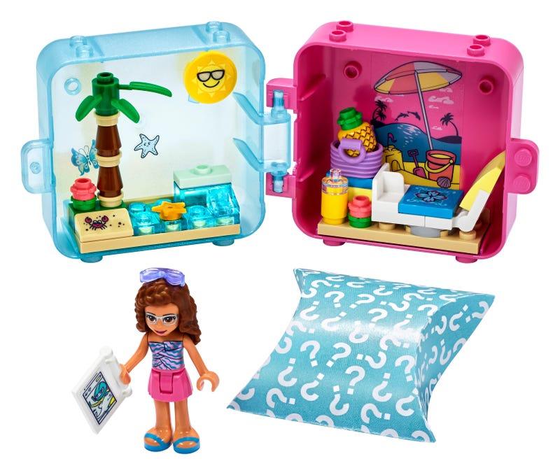 Olivia's Summer Play Cube