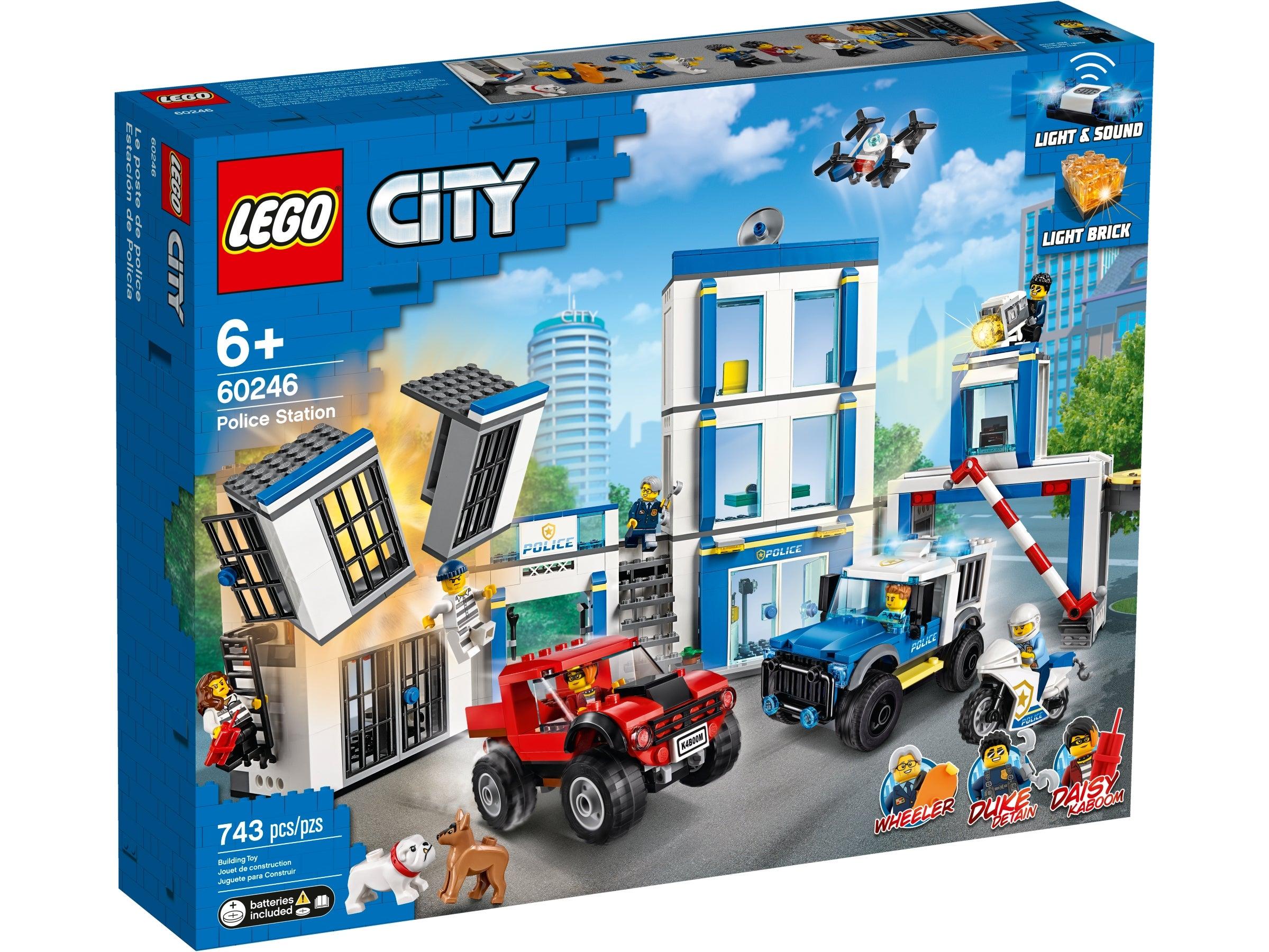 LEGO CITY Instructions Retired