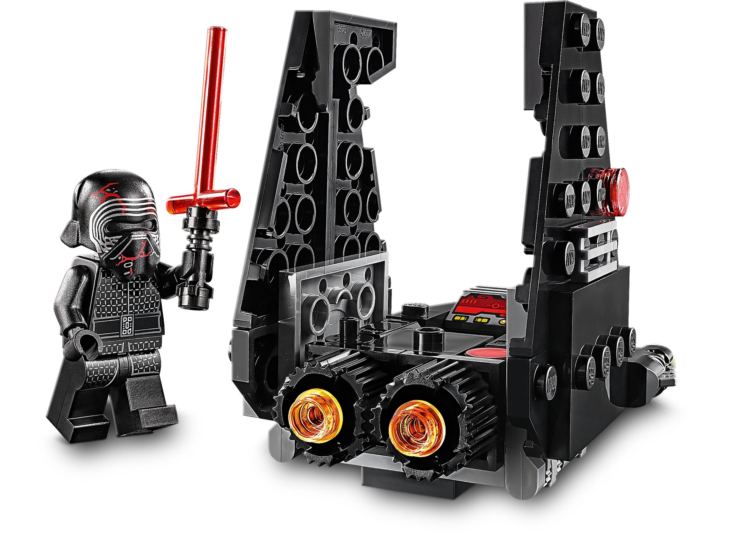Lego 75264 Star Wars Kylo Ren/'s Shuttle Microfighter