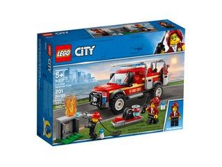 Brandchefens pionervogn