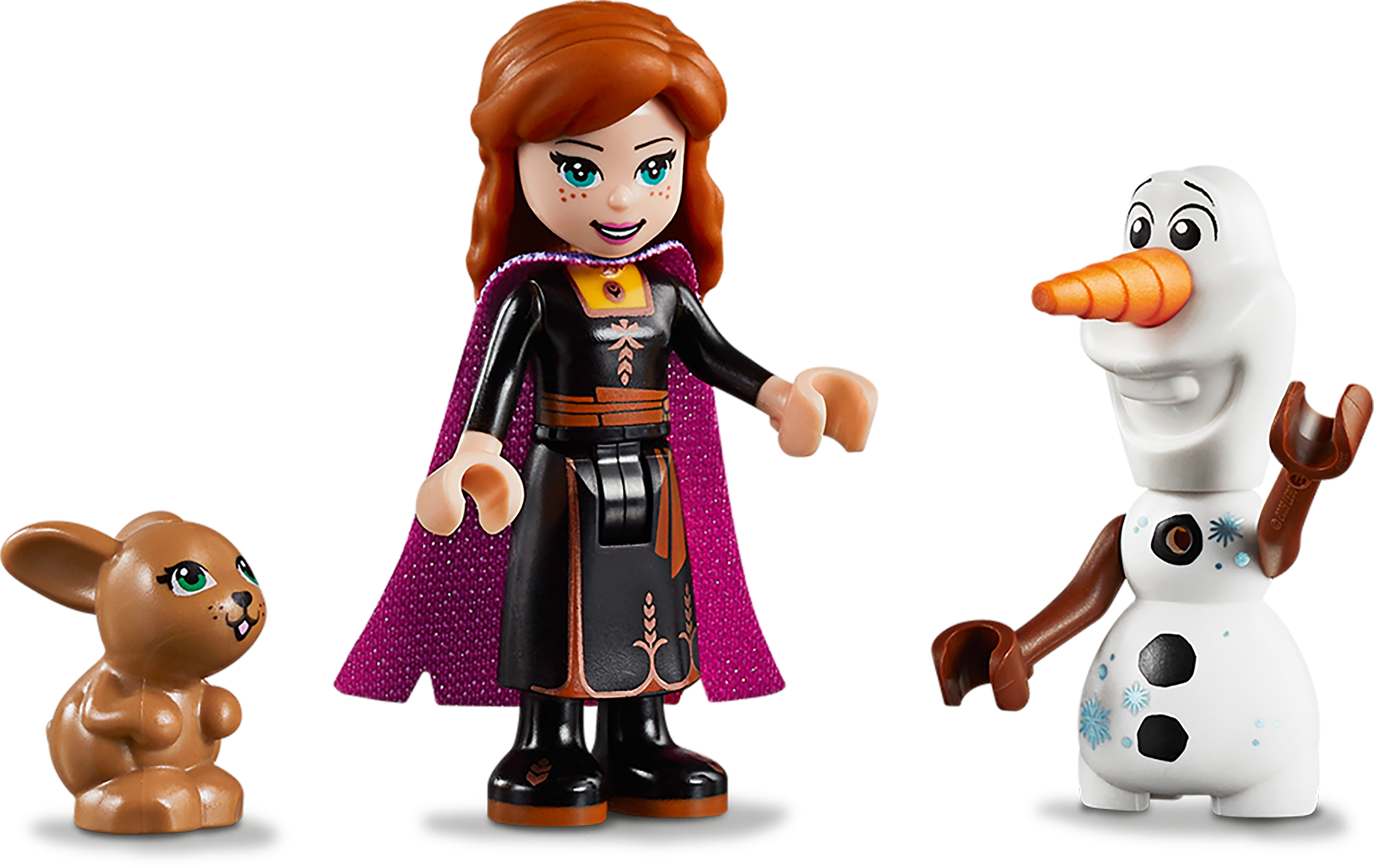 Lego 41165 Disney Frozen II Anna/'s Canoe Expedition 108 Pieces NIB