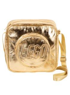 LEGO® Gold Brick Crossbody Bag