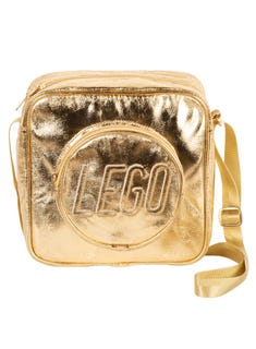 LEGO® Gold Brick Crossbody Bag