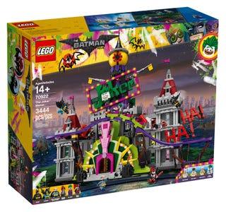 Joker™ kastélya