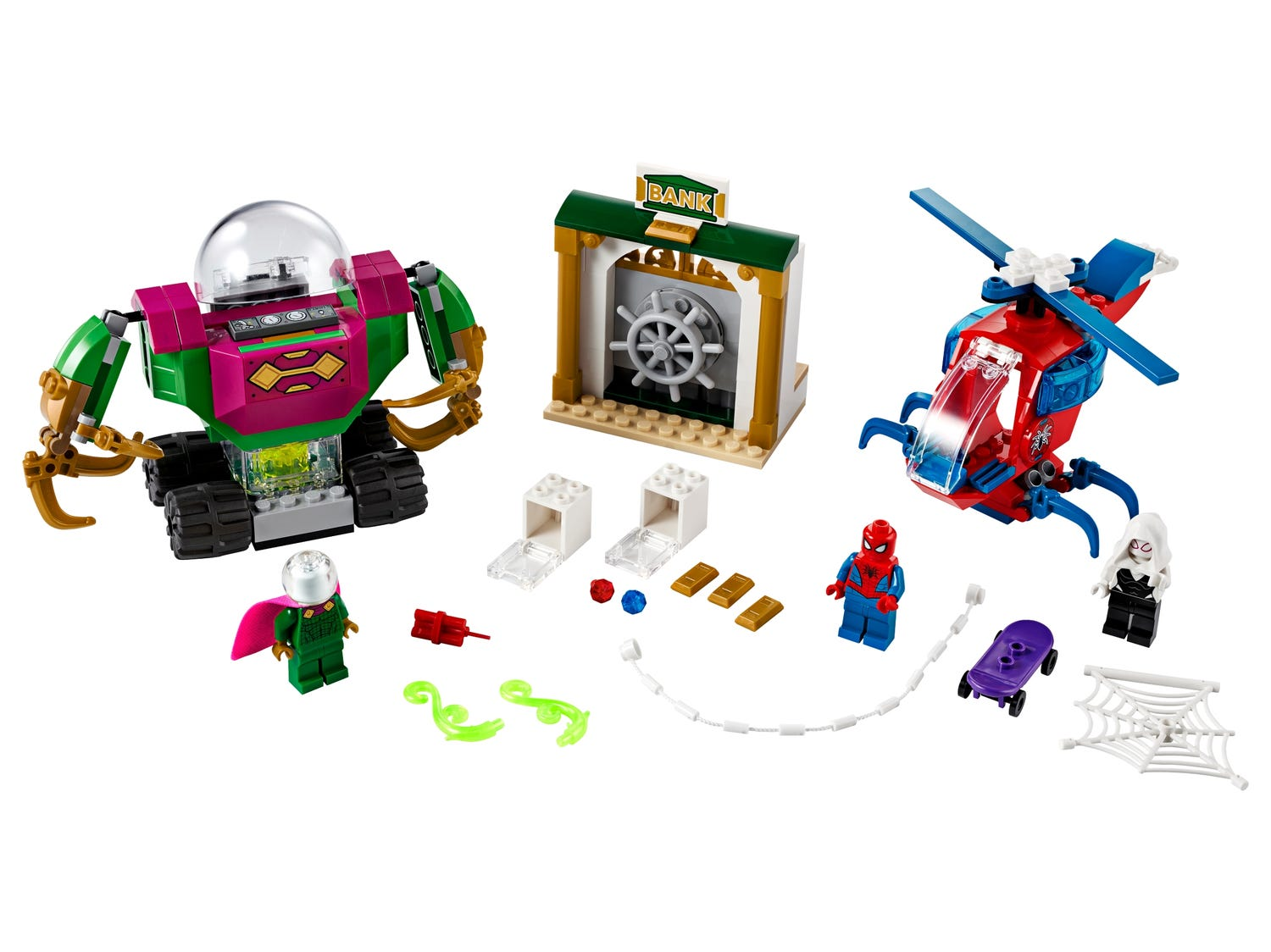 The Menace of Mysterio 76149 | LEGO® Marvel | Buy online at the ...
