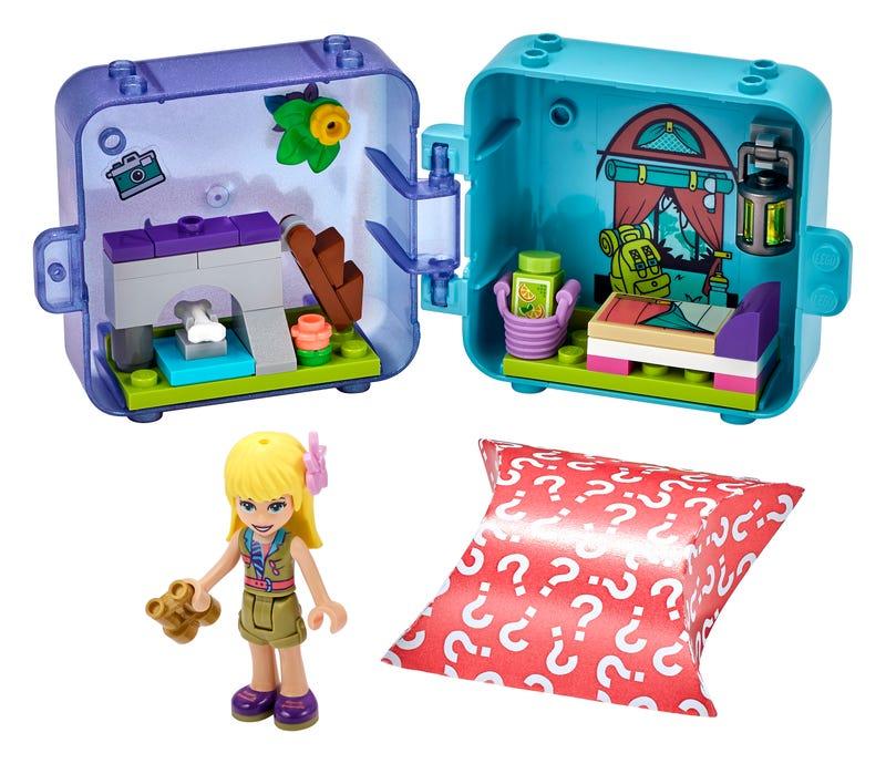 Stephanie's Jungle Play Cube