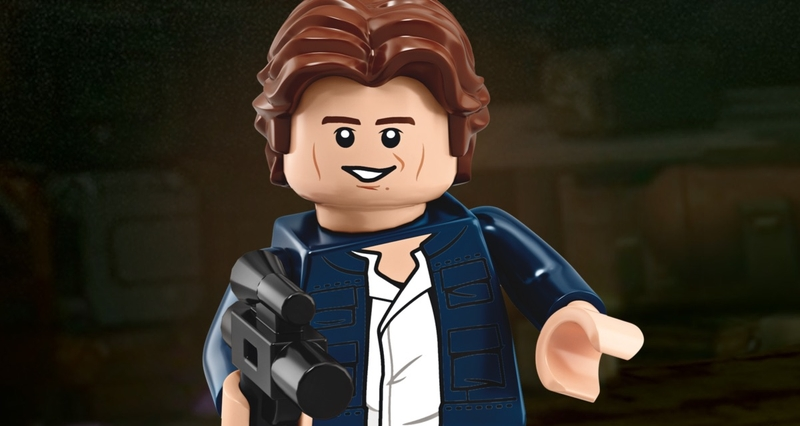 Han Solo | Characters | Star Wars Figures | Official LEGO