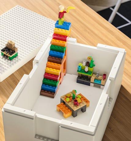 Deko Furs Zuhause Extras Offizieller Lego Shop De