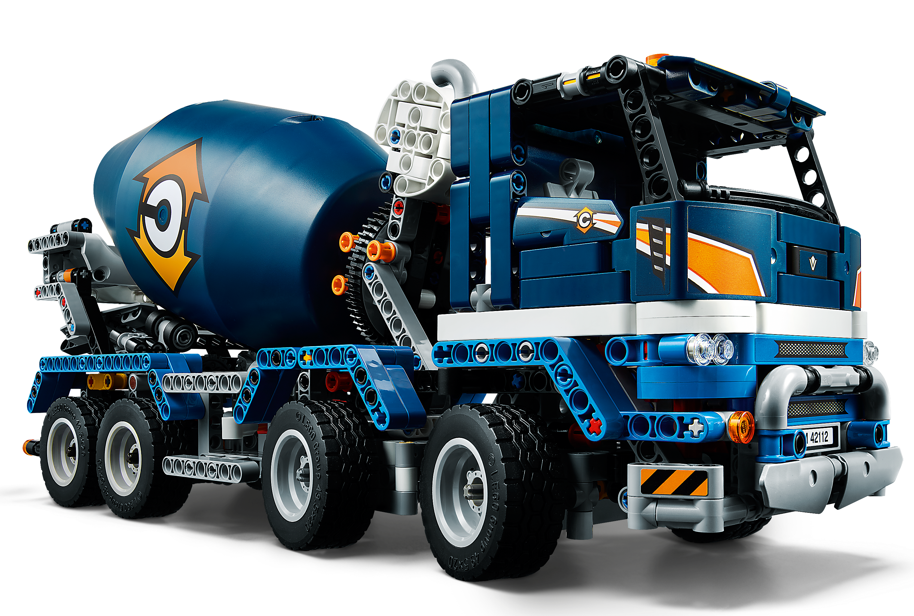 Concrete Mixer Truck 42112 Technic Buy Online At The Official Lego Shop Ae