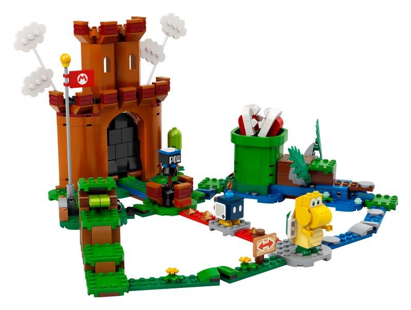 Bewachte Festung – Erweiterungsset