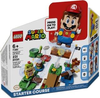 Nuotykių su Mario pradinis rinkinys
