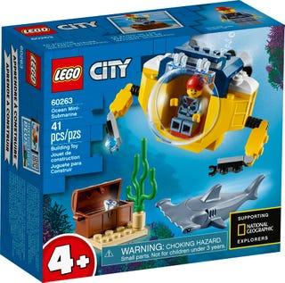 Le mini sous-marin