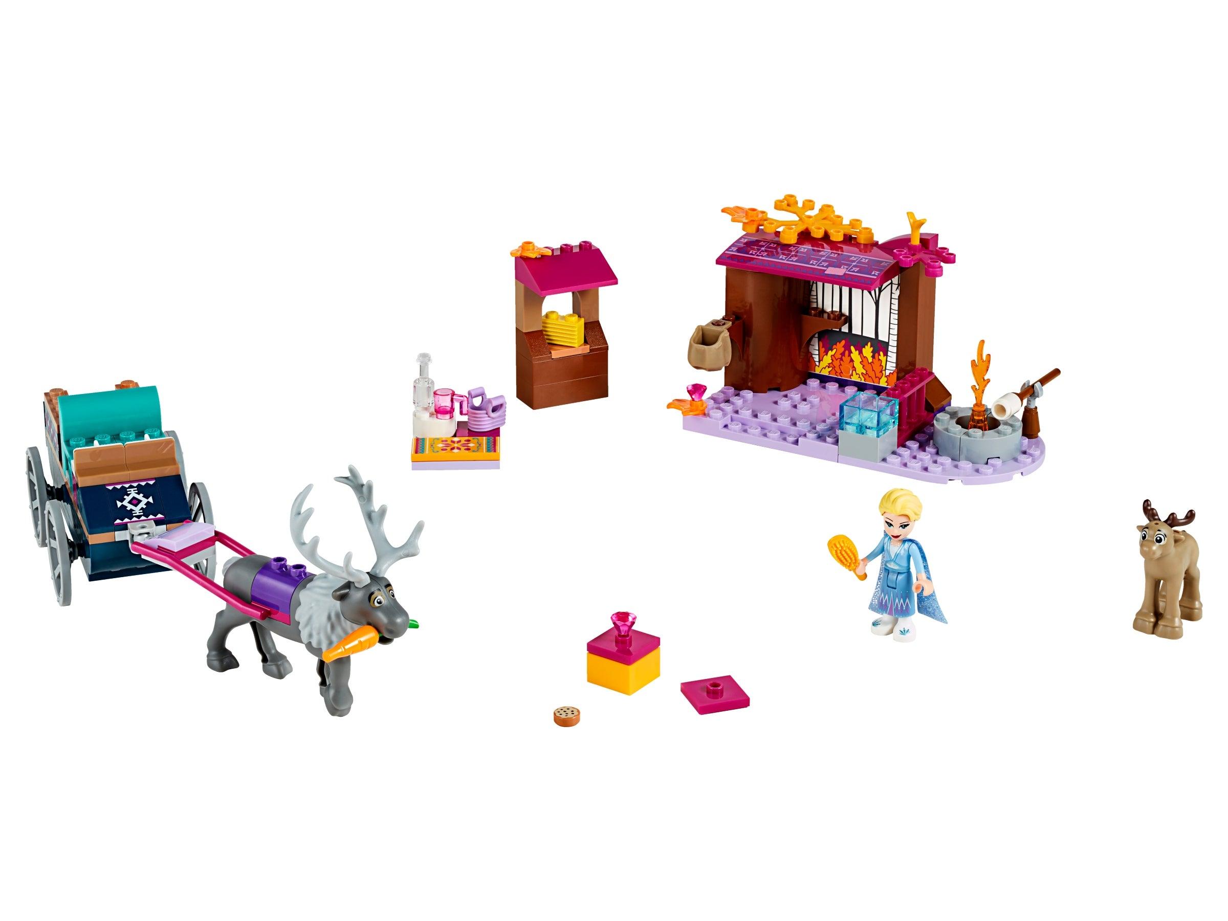 Lego Disney Princesse Elsa/'s wagon Adventure 41166