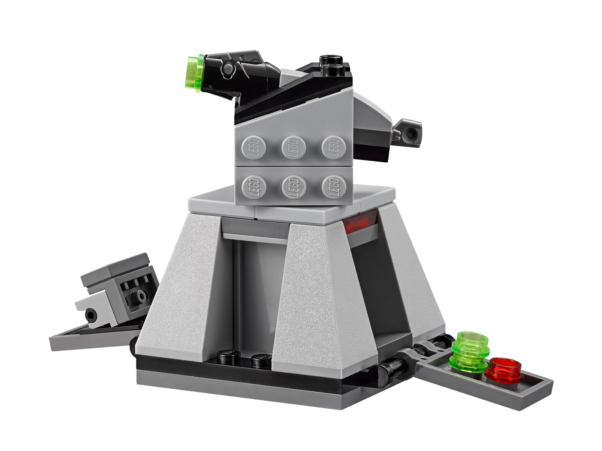 New FREE POSTAGE LEGO Star Wars Episode VIII First Order Laser Turret