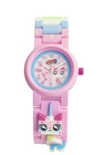 THE LEGO® MOVIE 2™ Unikitty Buildable Watch with Figure Link