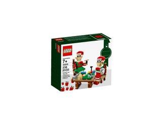 Petits lutins de Noël LEGO®