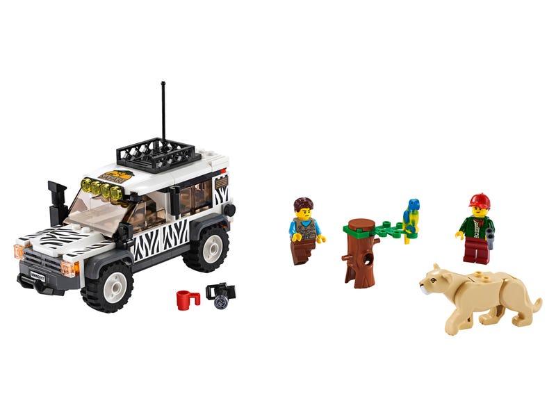 Safari Off-Roader