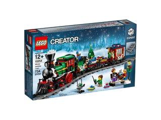 Winter Holiday Train