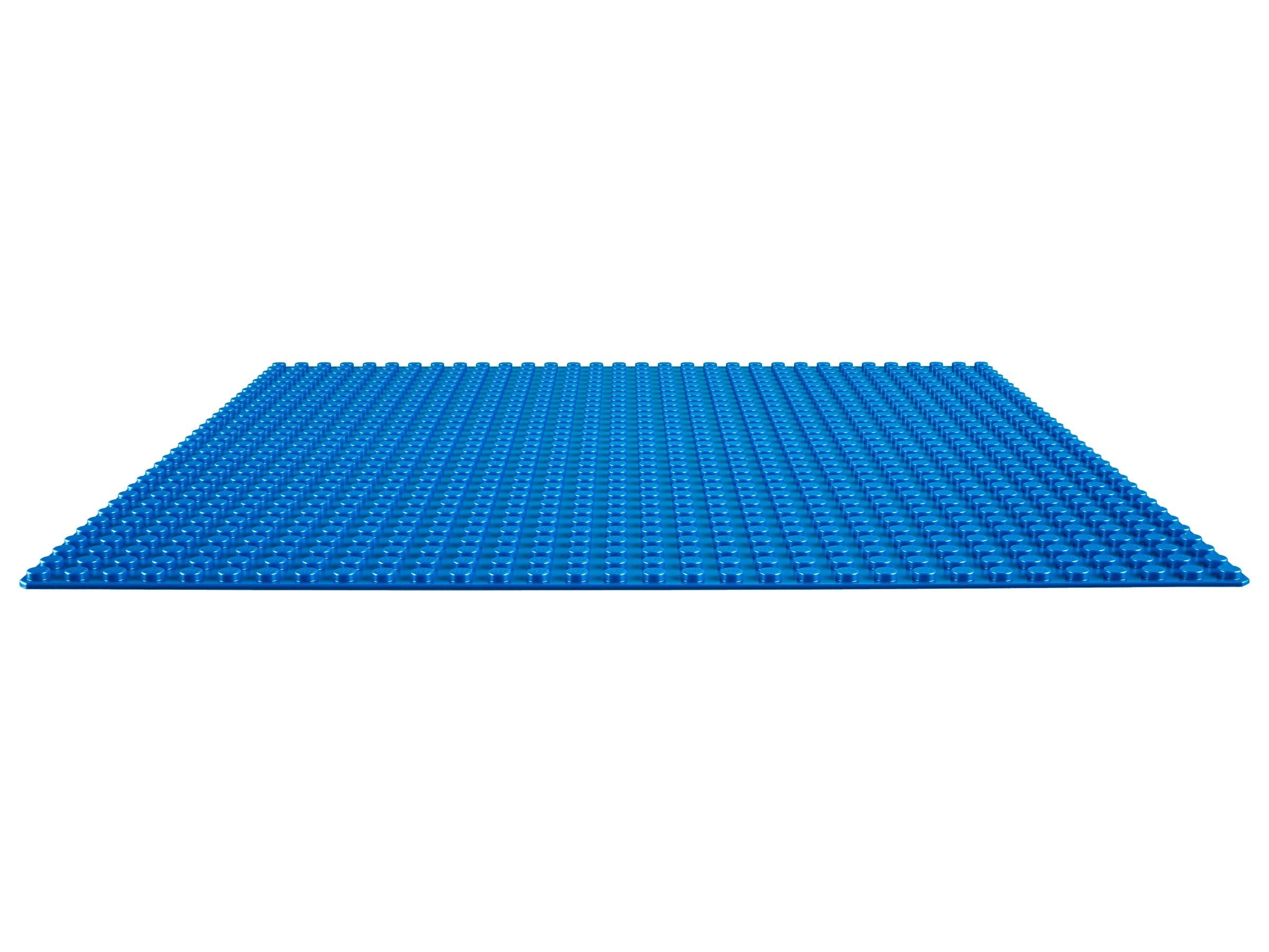 LEGO Classic Creator 2 x 10714 Bauplatte Bleu raison-Plaque 25x25 cm 32 NOPP NEUF