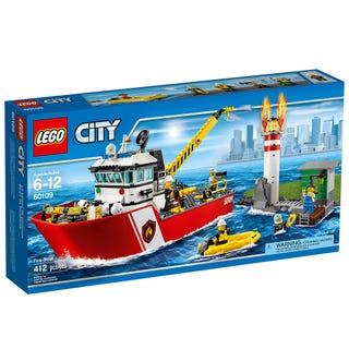 Brandweerboot