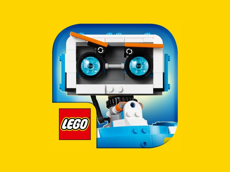 The LEGO® BOOST app