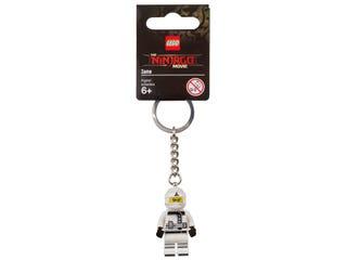 Porte-clés Zane LEGO® NINJAGO®, LE FILM™