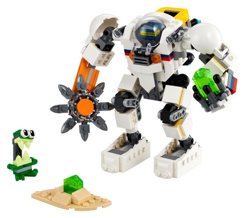 Rymdgruvrobot