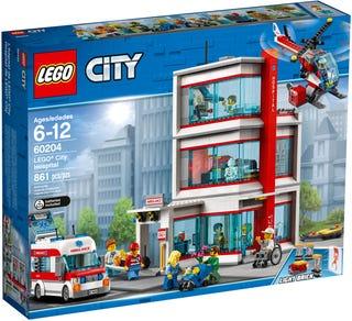 L'hôpital LEGO® City