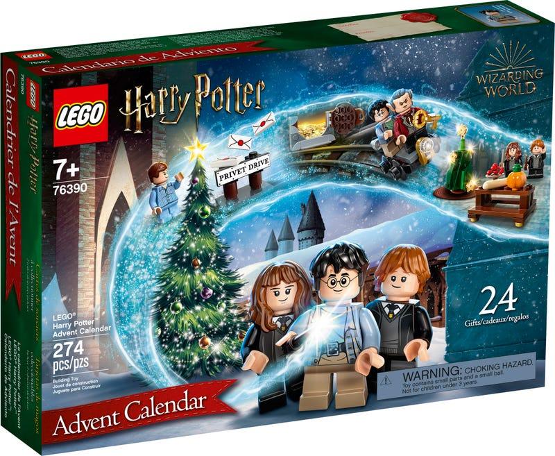 OfferteWeb.click 90-calendario-dell-avvento-lego-harry-potter