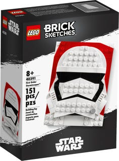LEGO® Brick Sketches™ – Stormtrooper™