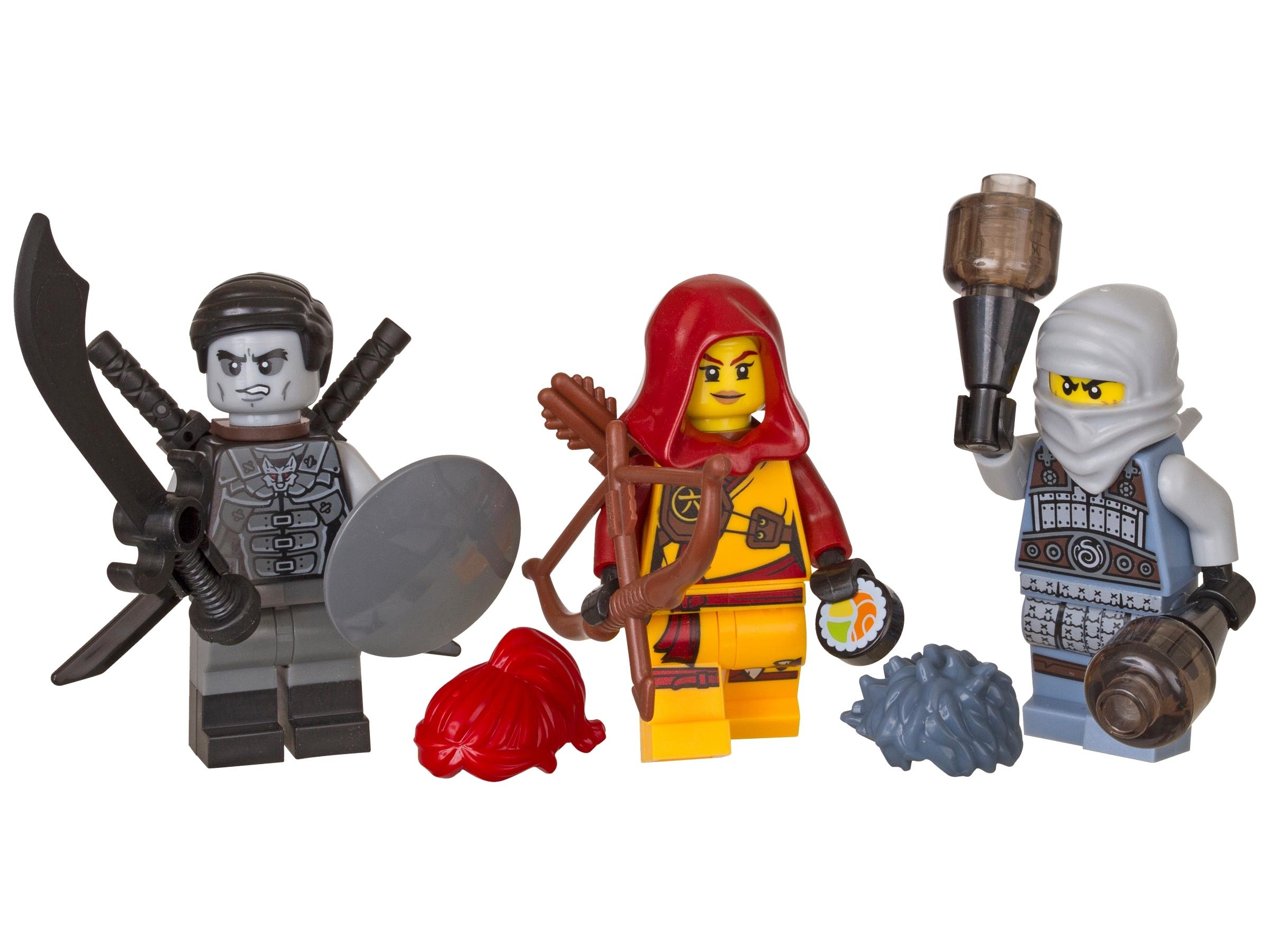 GENUINE LEGO NINJAGO MINIFIGURE /'SKYLOR/'