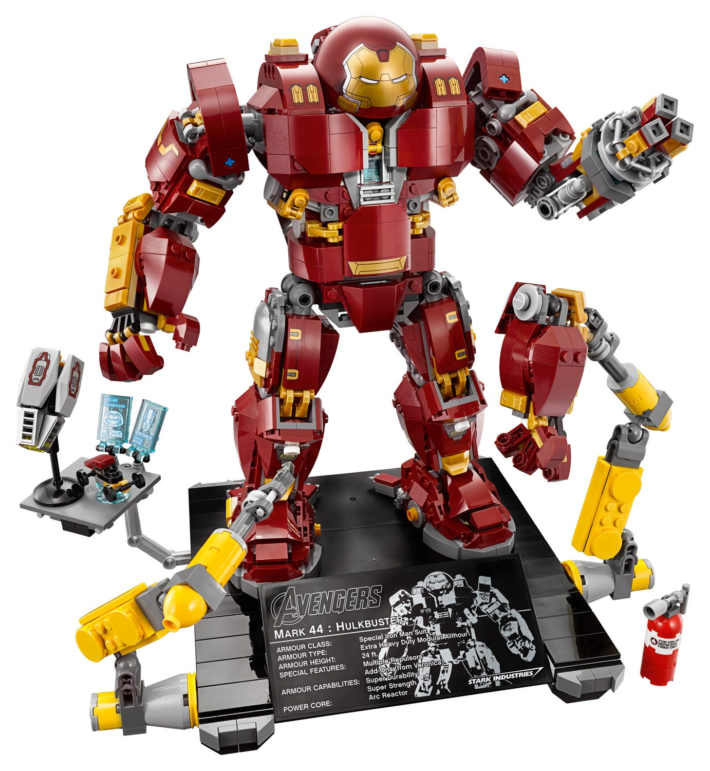 The Hulkbuster Ultron Edition 76105 Marvel Buy Online At The Official Lego Shop Us