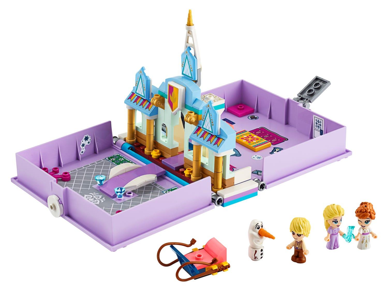 Anna and Elsa's Storybook Adventures 43175   LEGO® Frozen 2   Buy ...