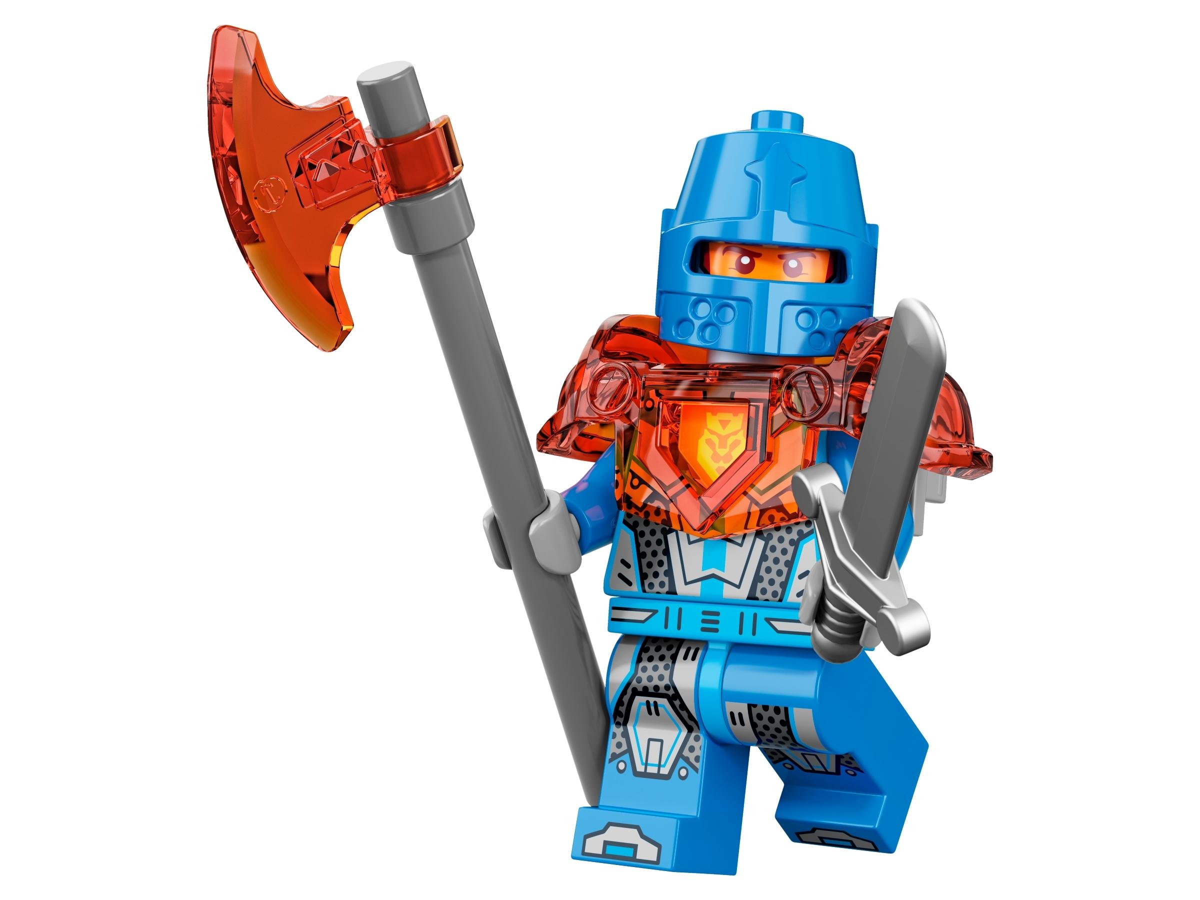 SHIPS WORLDWIDE LEGO 853676 Nexo Knights Minifigure Accessory Set NEW