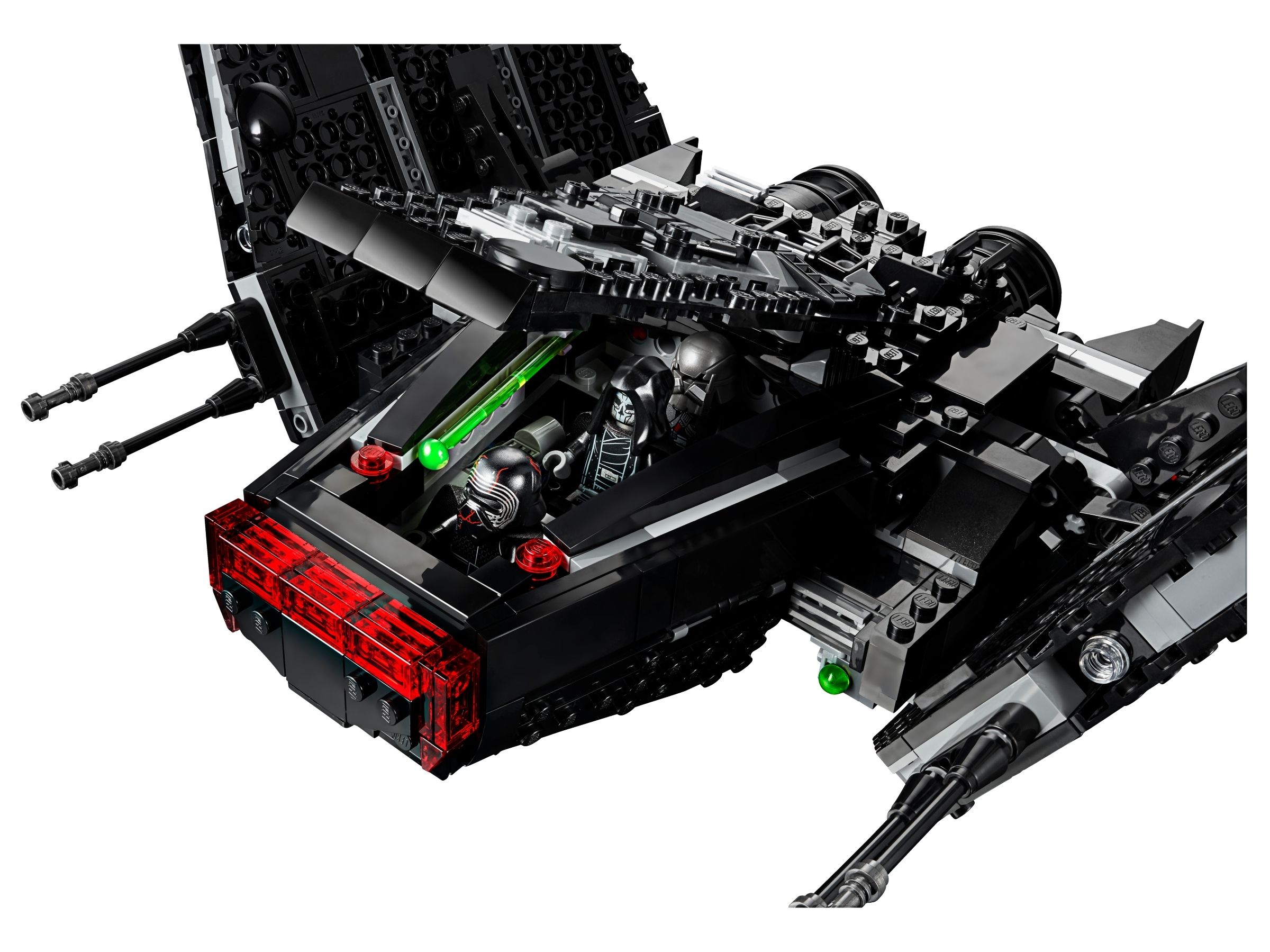 Kylo Ren S Shuttle 75256 Star Wars Buy Online At The Official Lego Shop Sg