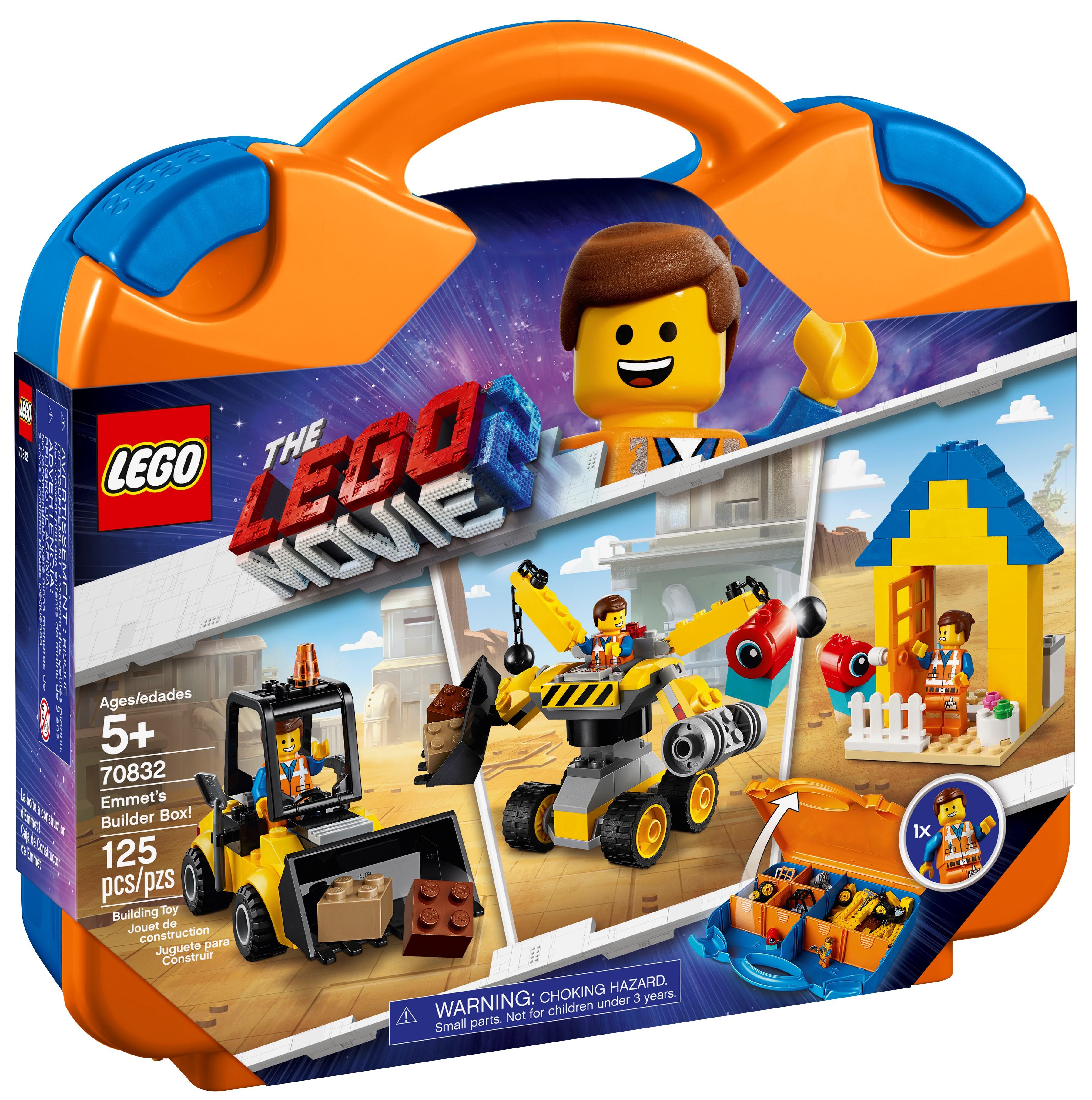 Lego Movie Emmet /& Rex neu /& OVP