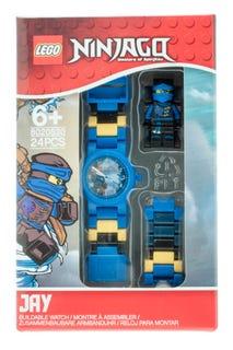 LEGO® NINJAGO™ Sky Pirates Jay Kids Buildable Watch