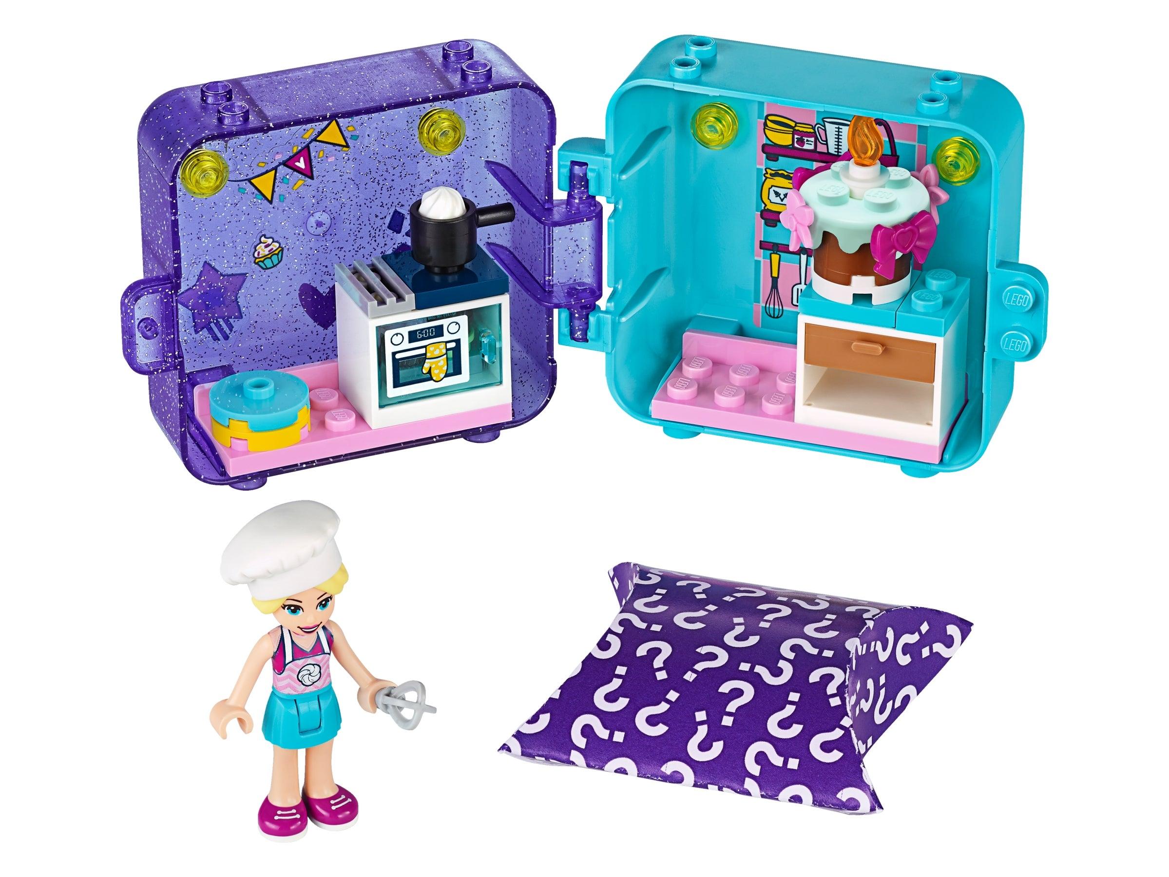 Bäckerin NEU /& OVP Stephanies magischer Würfel LEGO® Firends™ 41401